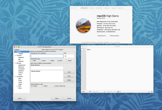 sftp – Page 2 – Putty for Mac